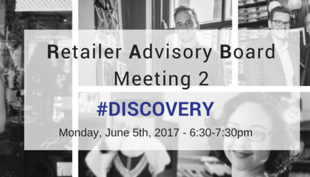RAB Meeting #2 Discovery2