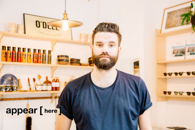 Tom O'Dell on the art of shopkeeping