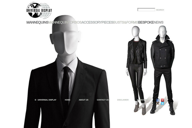 10% OFF State-of-the-Art Universal Display Mannequins