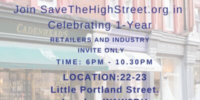 You are invited to our anniversary celebration