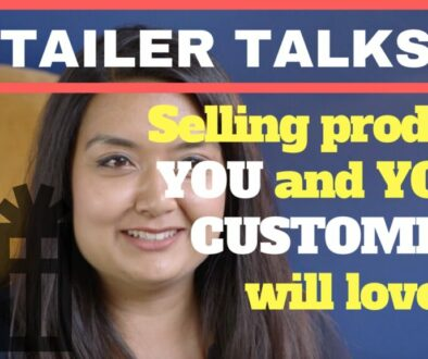 Retailer talks - connecting customers to products