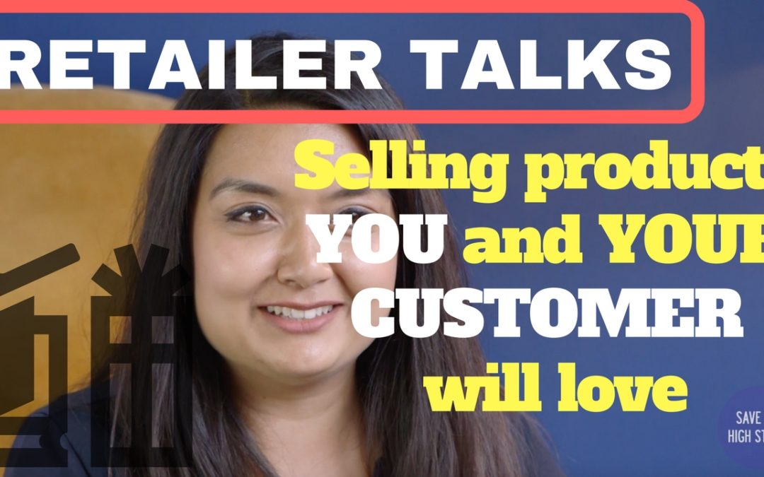 Retailer Talks: Connecting Customers and Products