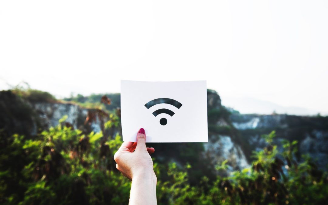 free wifi for everyone, Photo by rawpixel.com on Unsplash