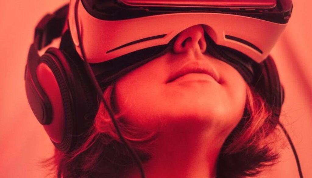 Virtual Reality, Photo by Samuel Zeller on Unsplash