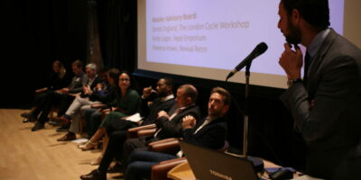 High Street Conference panel discussion on data, discovery and fulfilment