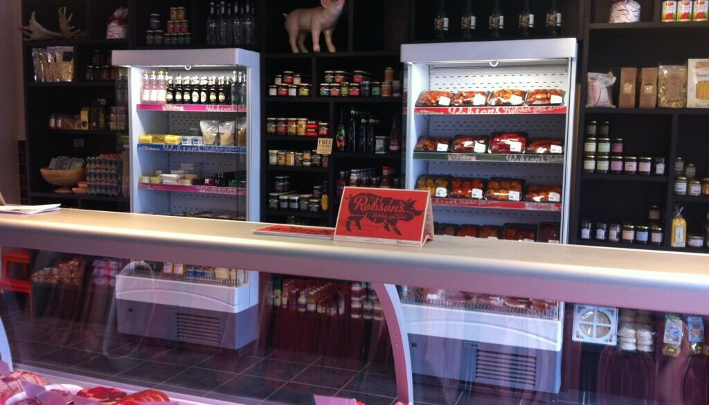 Robsons Butcher 1