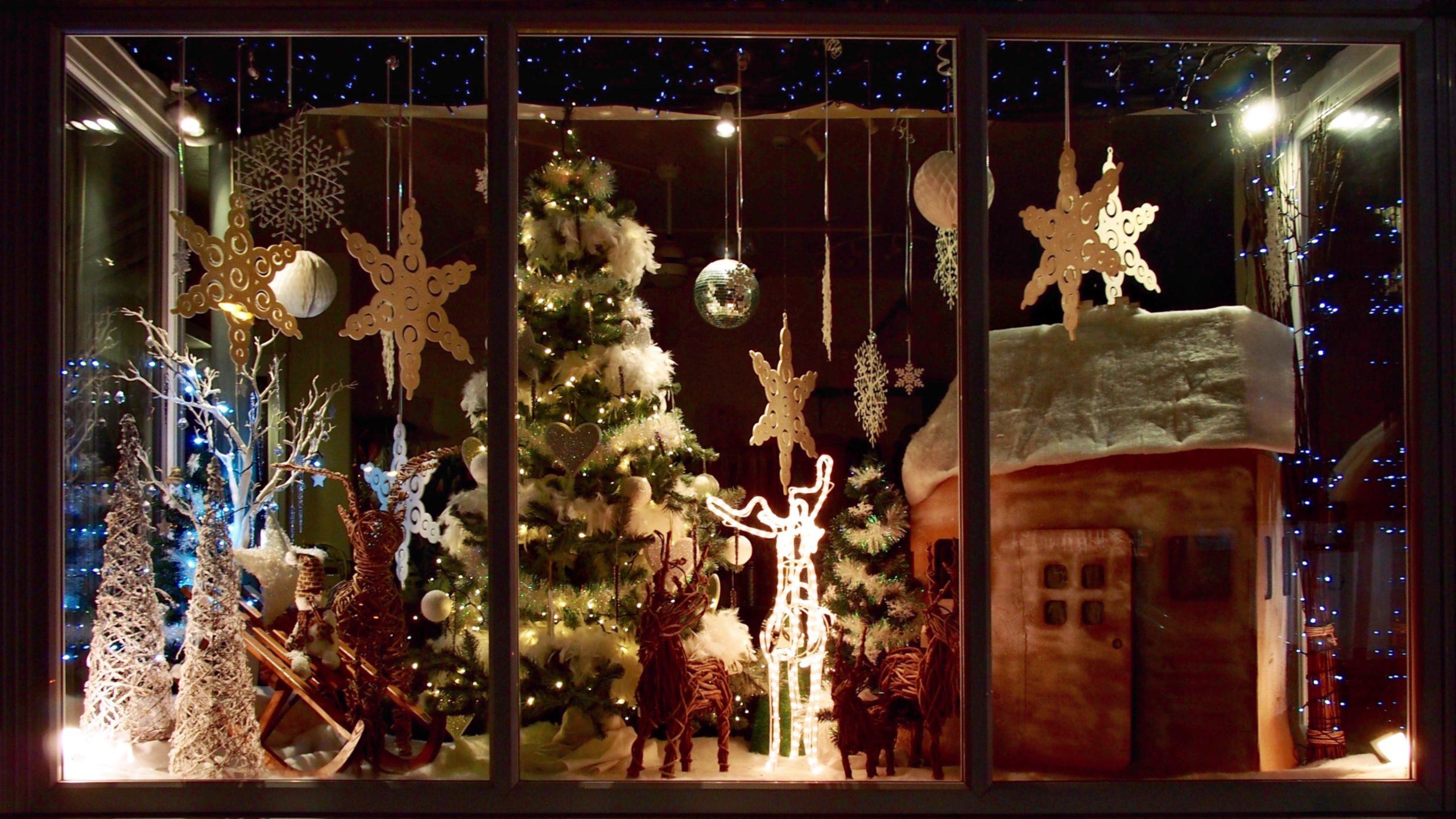 Shop Window Christmas