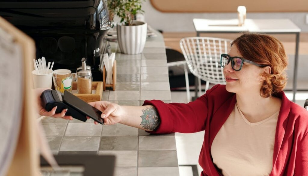 Make the most of contactless and mobile payments