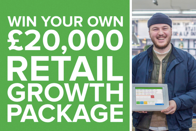 Win £20,000 of Retail Growth with Vend