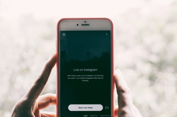 Set up an Instagram business page, Photo by Hans Vivek on Unsplash